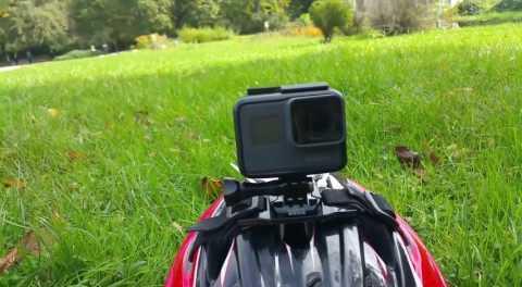GoPro Hero 5 close-up